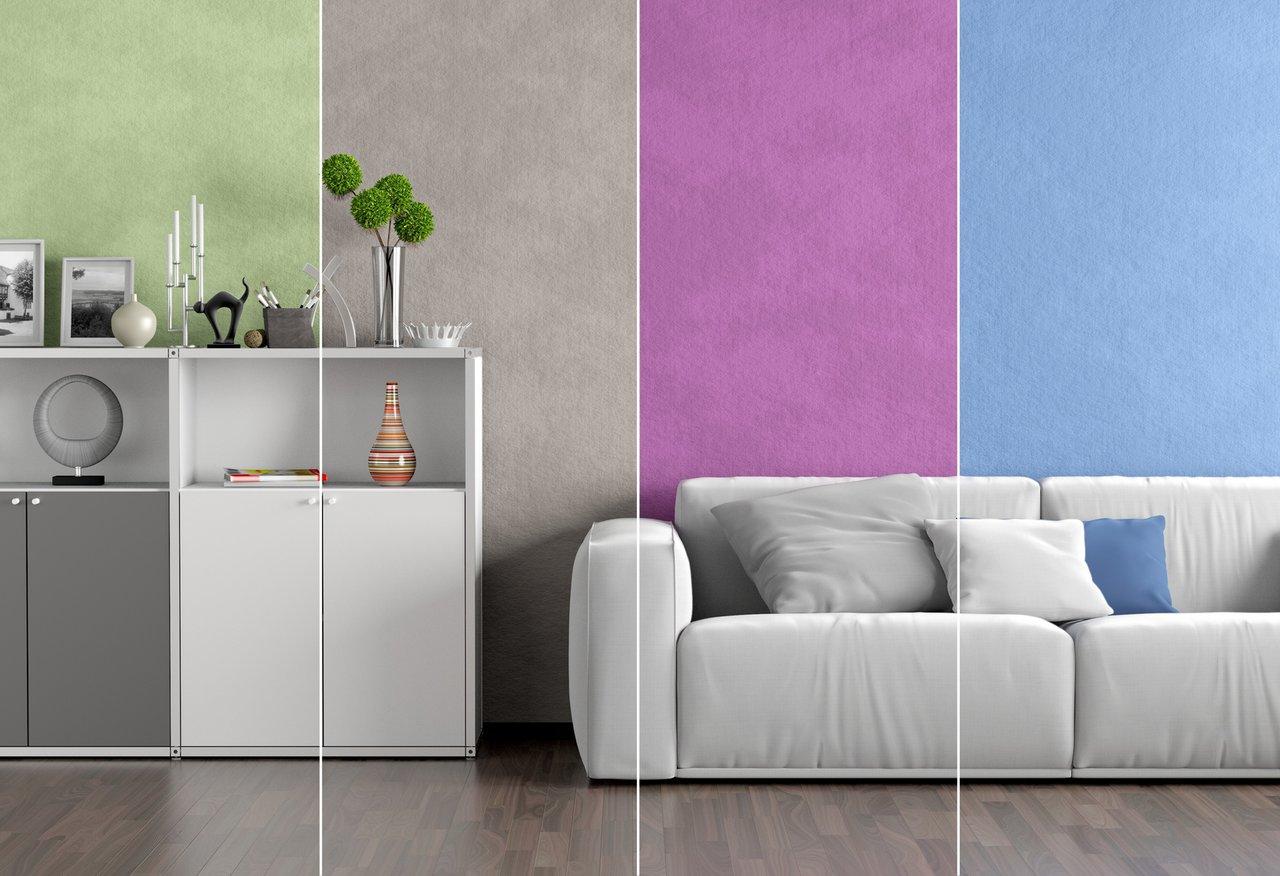 Farben an der Wand - für jede Stimmung den richtigen Ton - Wallstab ...